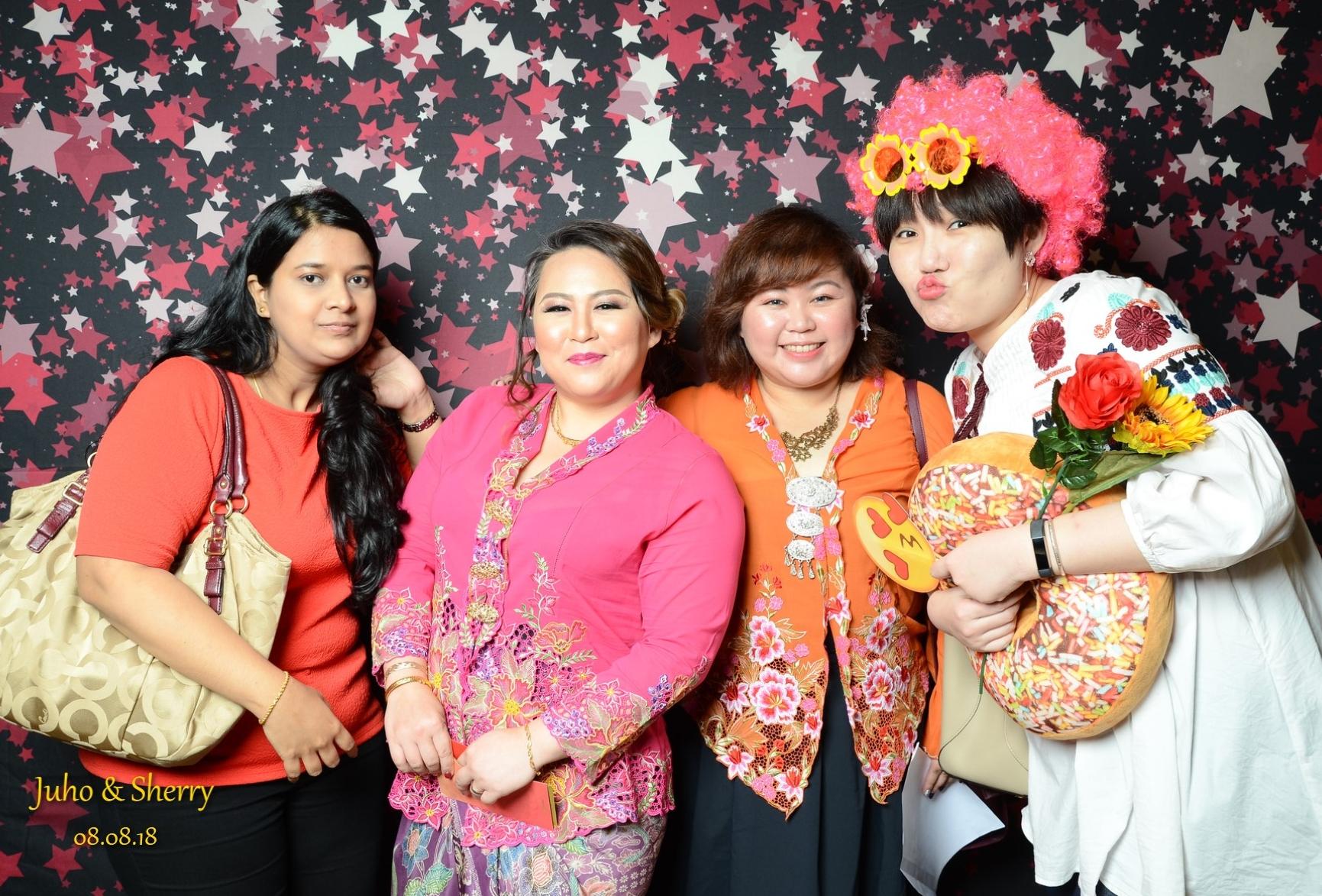 Juho & Sherry Peranakan Wedding on 8 August 2018