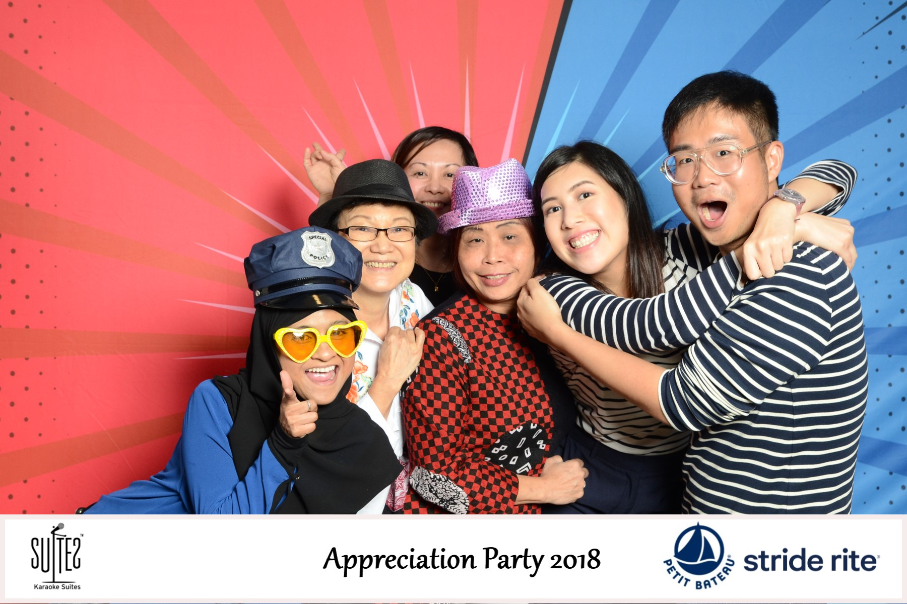 Photobooth with Fung Kids Appreciation Party on 12 October 2018