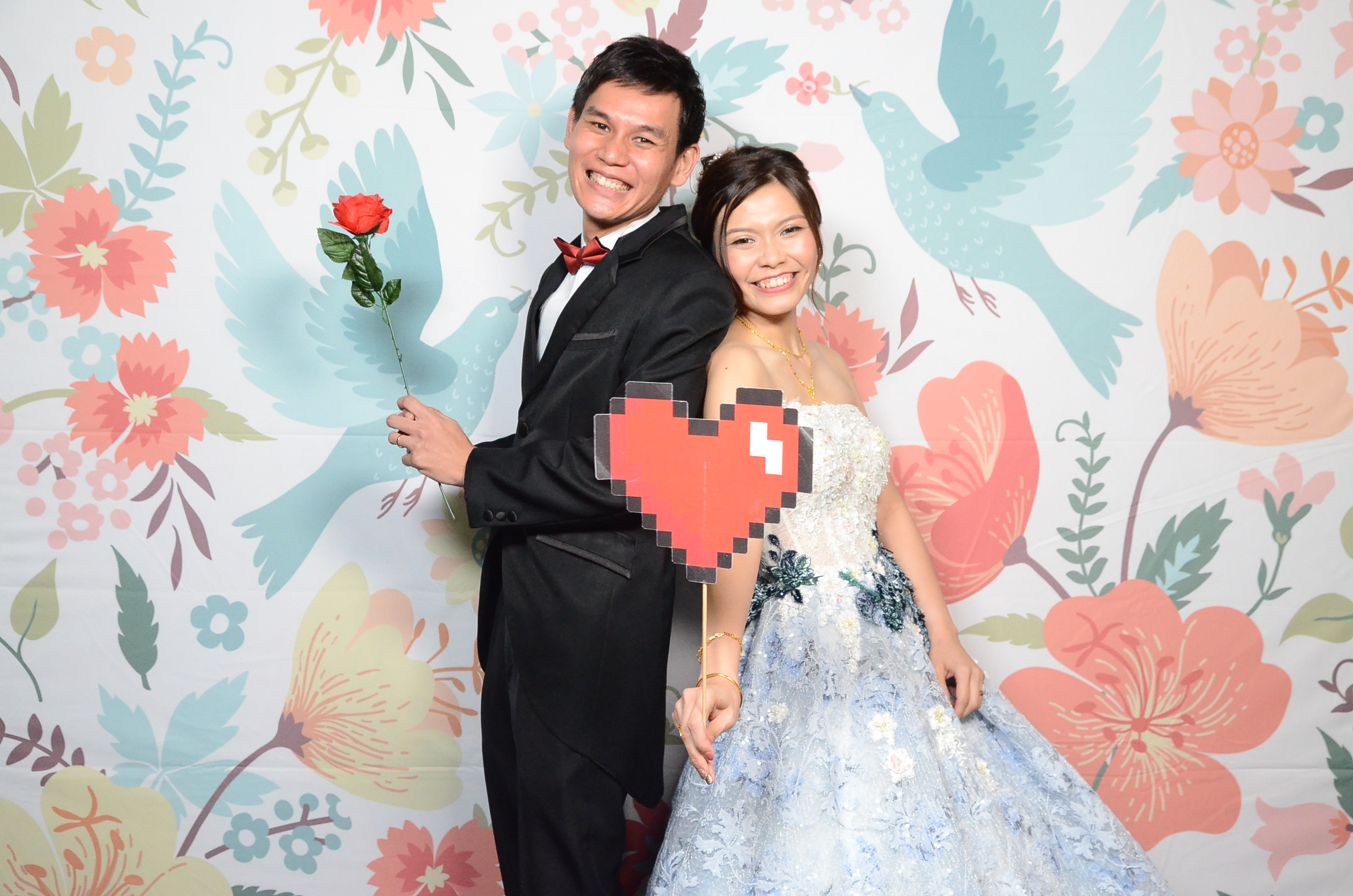 Wedding Photo Booth - Zhi Wei & Fui Ling