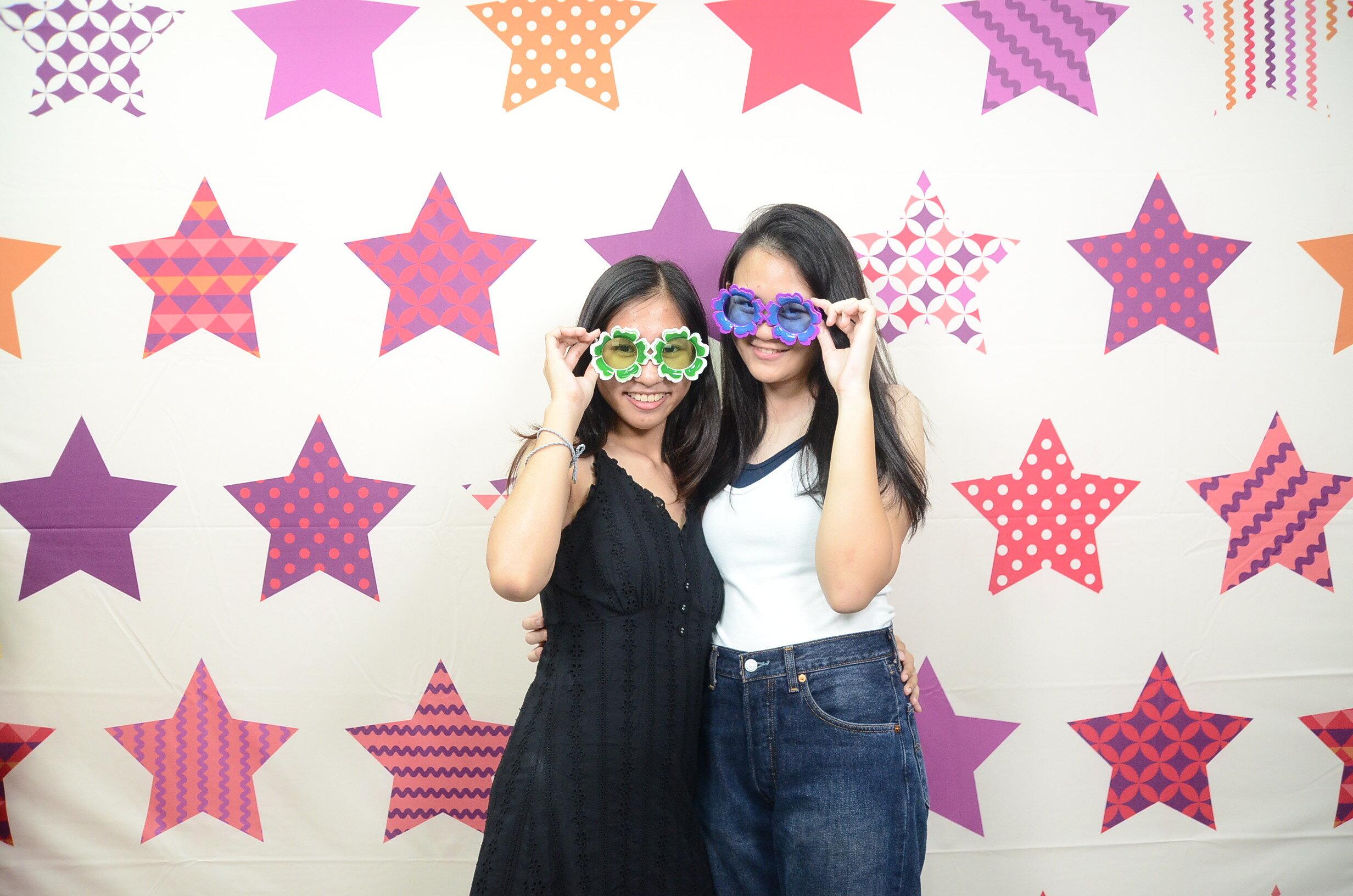 #PartyStars
