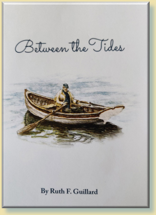 "- Ruth F. Guillard wrote her latest book, Between the Tides, during the interim before moving from her home on the Damariscotta River on the coast of Maine to an inland 1815 house near the Cathance, a small river that flows into Merrymeeting Bay. Guillard calls it ""an exchange of rivers."" She is interested to see what the changes in her natural and cultural surroundings will bring to her writing. This newest collection contains observations about nature and reflections on life in its varying aspects, with a richness of emotions running through the poems."