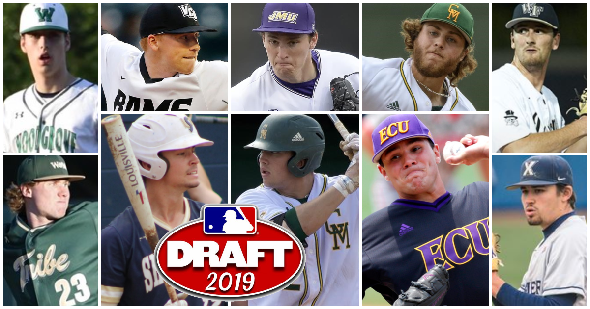 hot sale online 0cc0d 94ab2 June 5 - Seven area players were selected earlier this afternoon on the  third and final day of the Major League Baseball Draft, bringing the total  number of ...