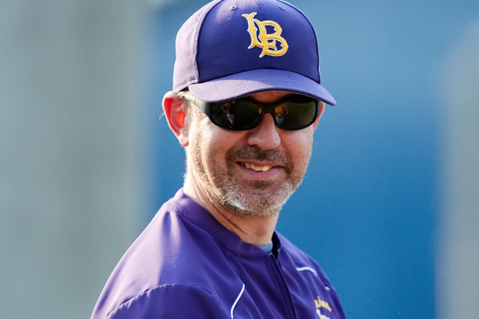 Coach of the Year - John Thomas - Lake Braddock