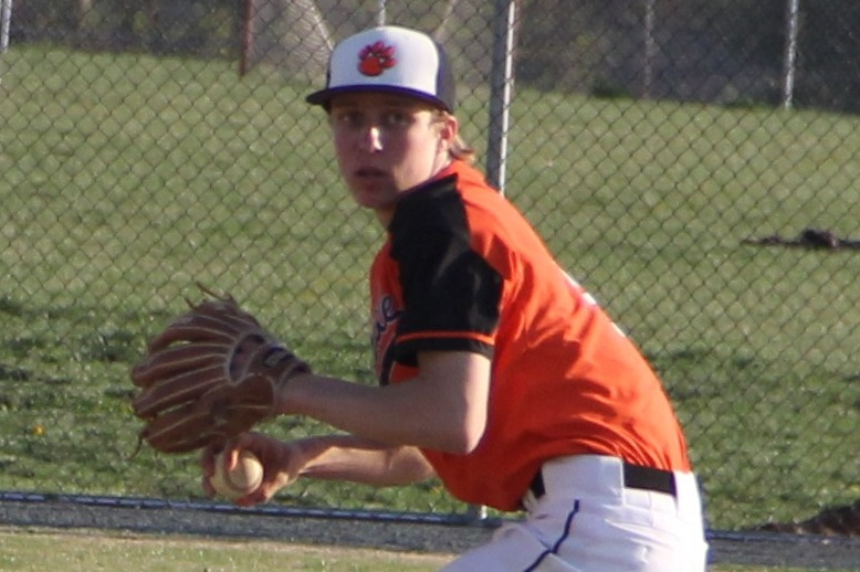 Co-Pitcher of the Year - Jake DeLisi - Brentsville