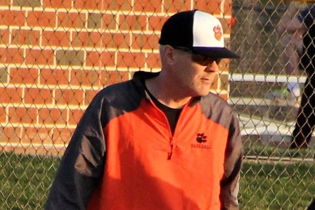 Coach of the Year - Brian Knight - Brentsville