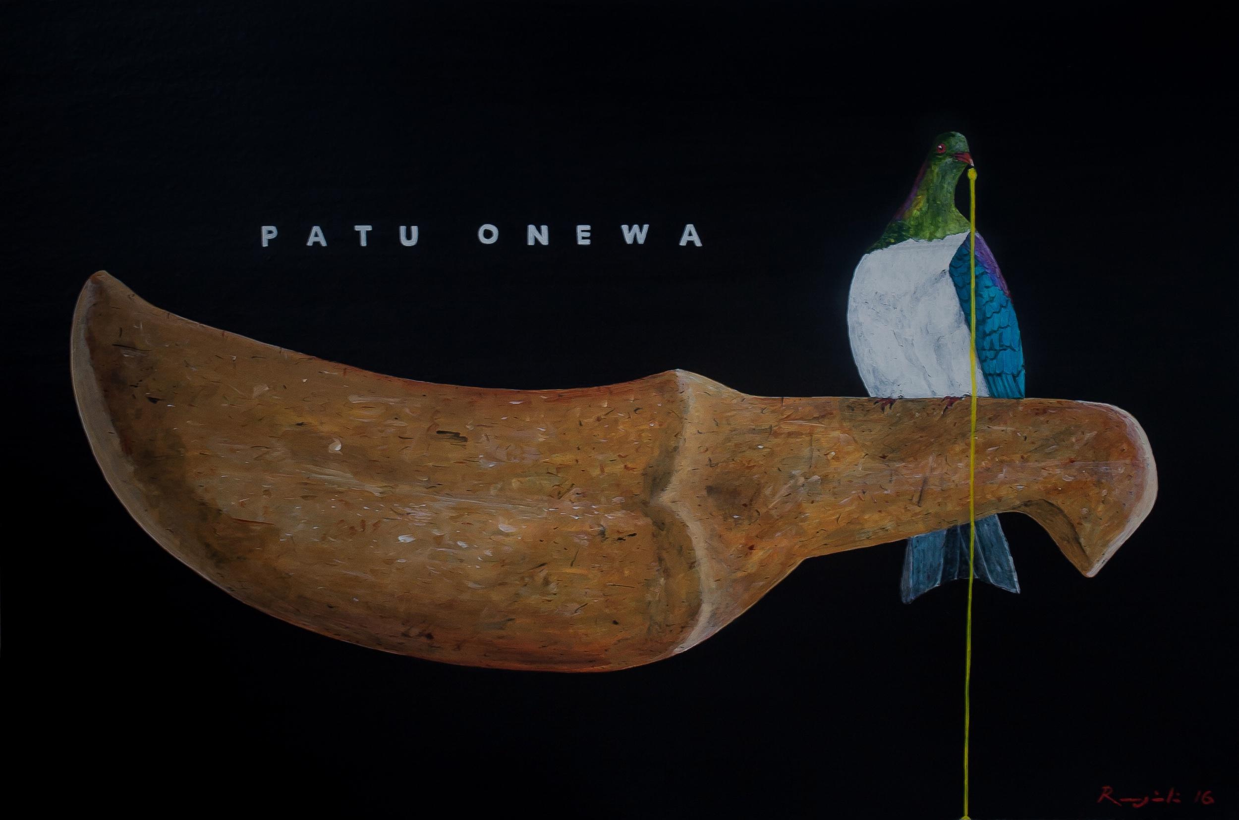 Patu Onewa
