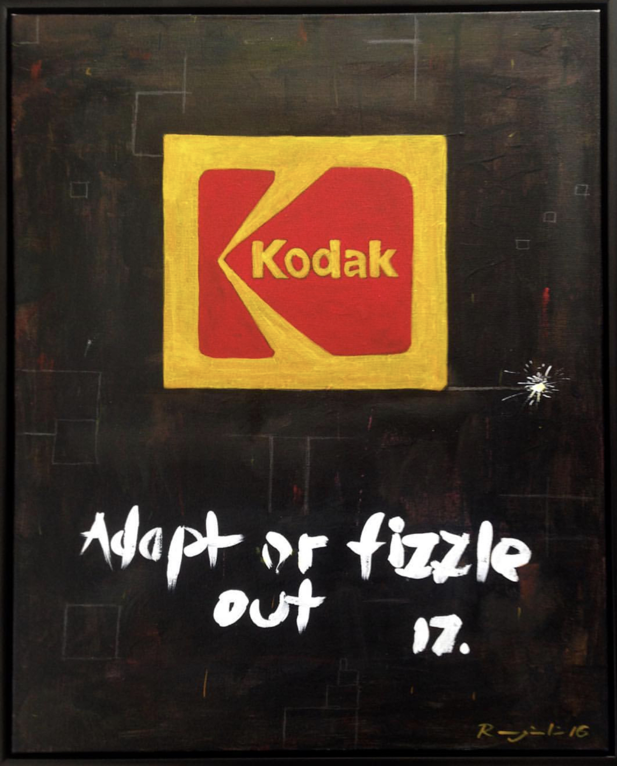 Adapt or fizzle out