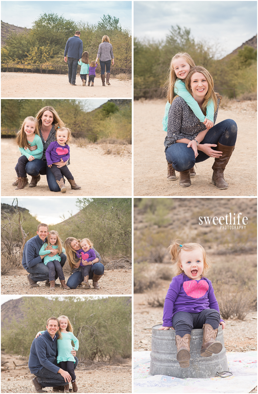 North Phoenix Family Photographer :: SweetLife Photography