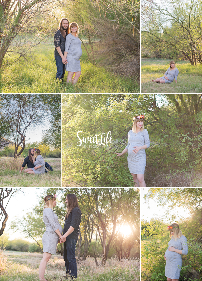 North Phoenix Maternity Photographer {www.sweetlife-photography.com}