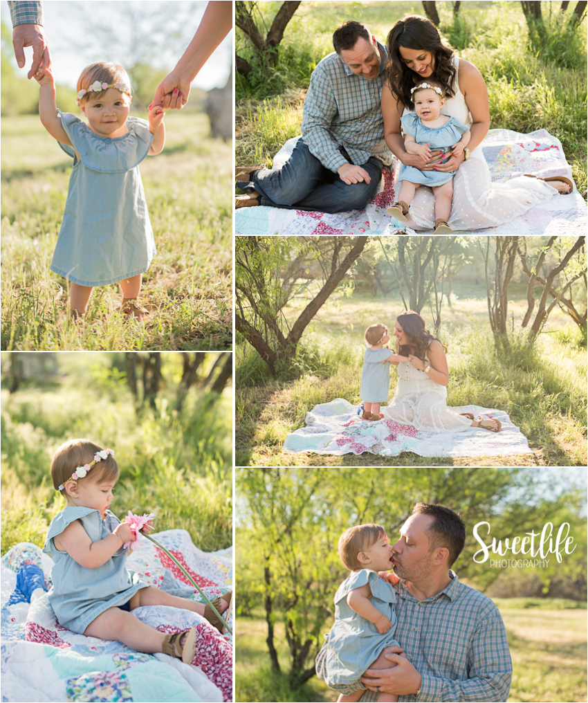 Baby's First Birthday session | {www.sweetlife-photography.com}