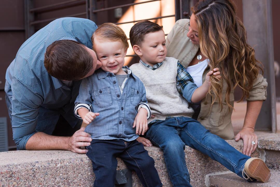scottsdale family portrait photographer | SweetLife Photography