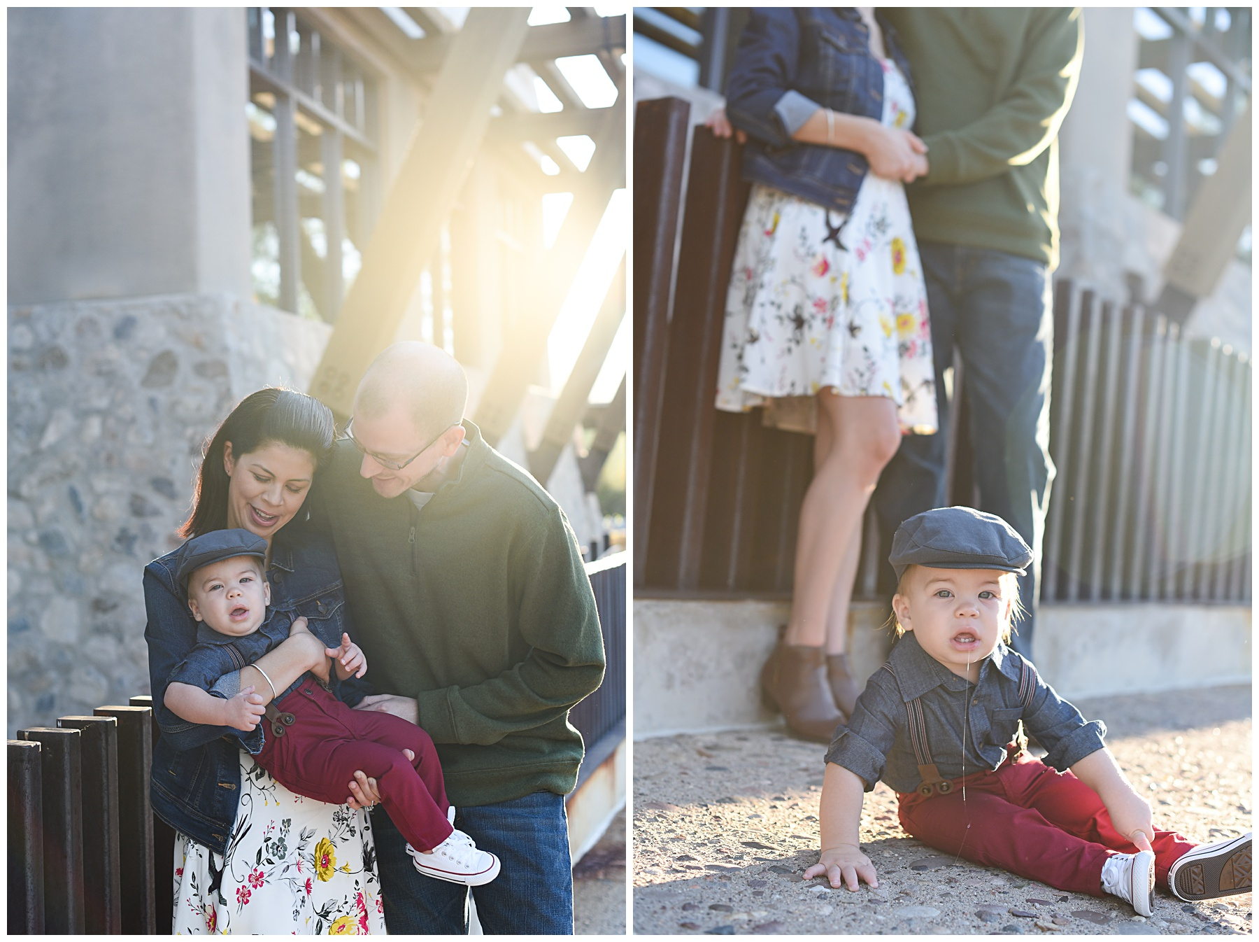 Fall Family portrait in Scottsdale AZ   SweetLife Photography