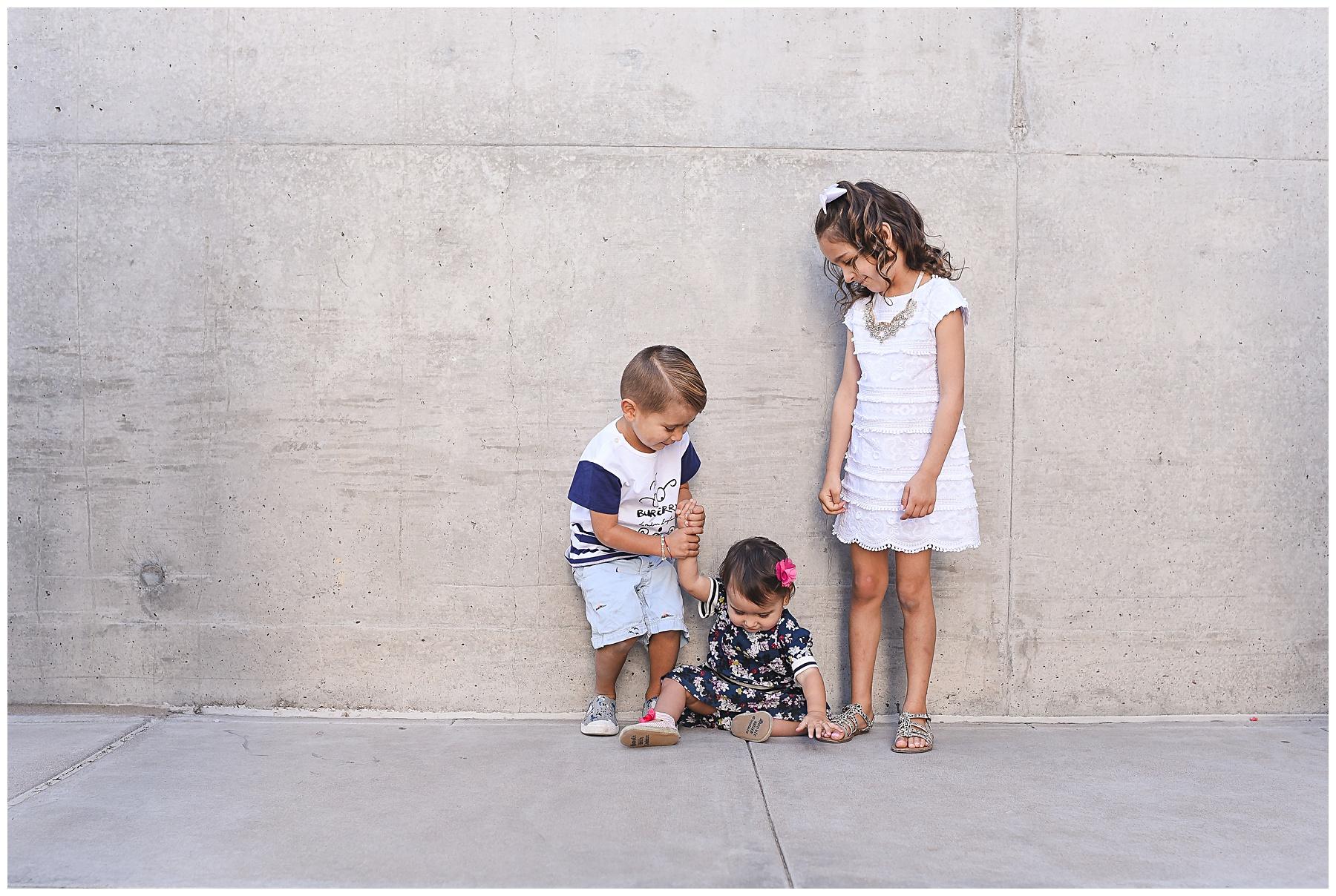 Phoenix Urban Child Portrait Photographer   SweetLife Photography