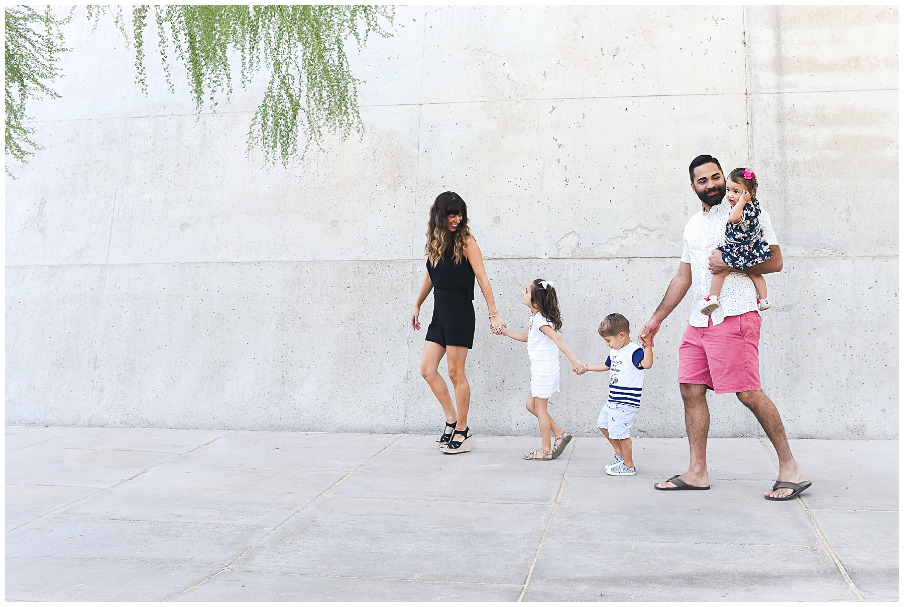 Downtown Phoenix Family Photographer   SweetLife Photography