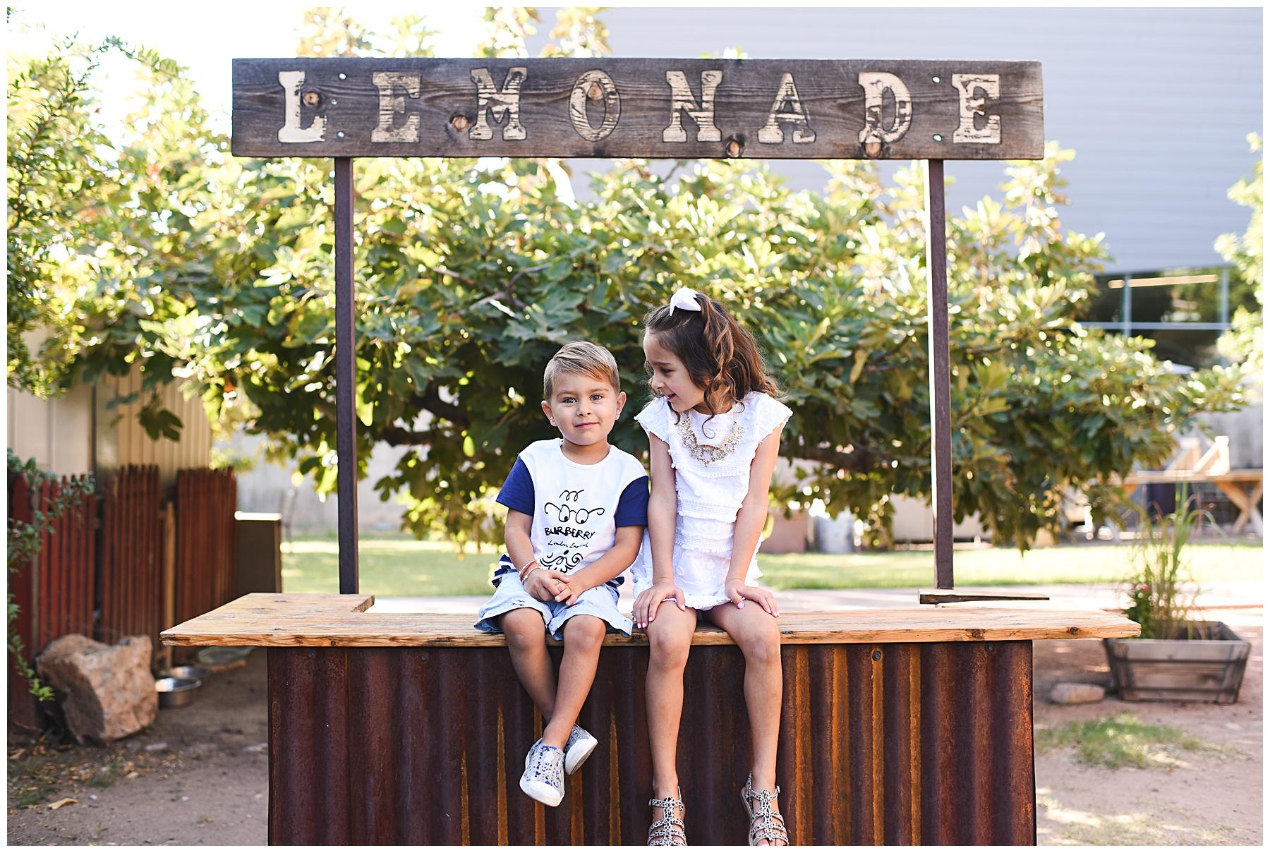 Lemonade Stand Child photographer   Sweetlife Photography