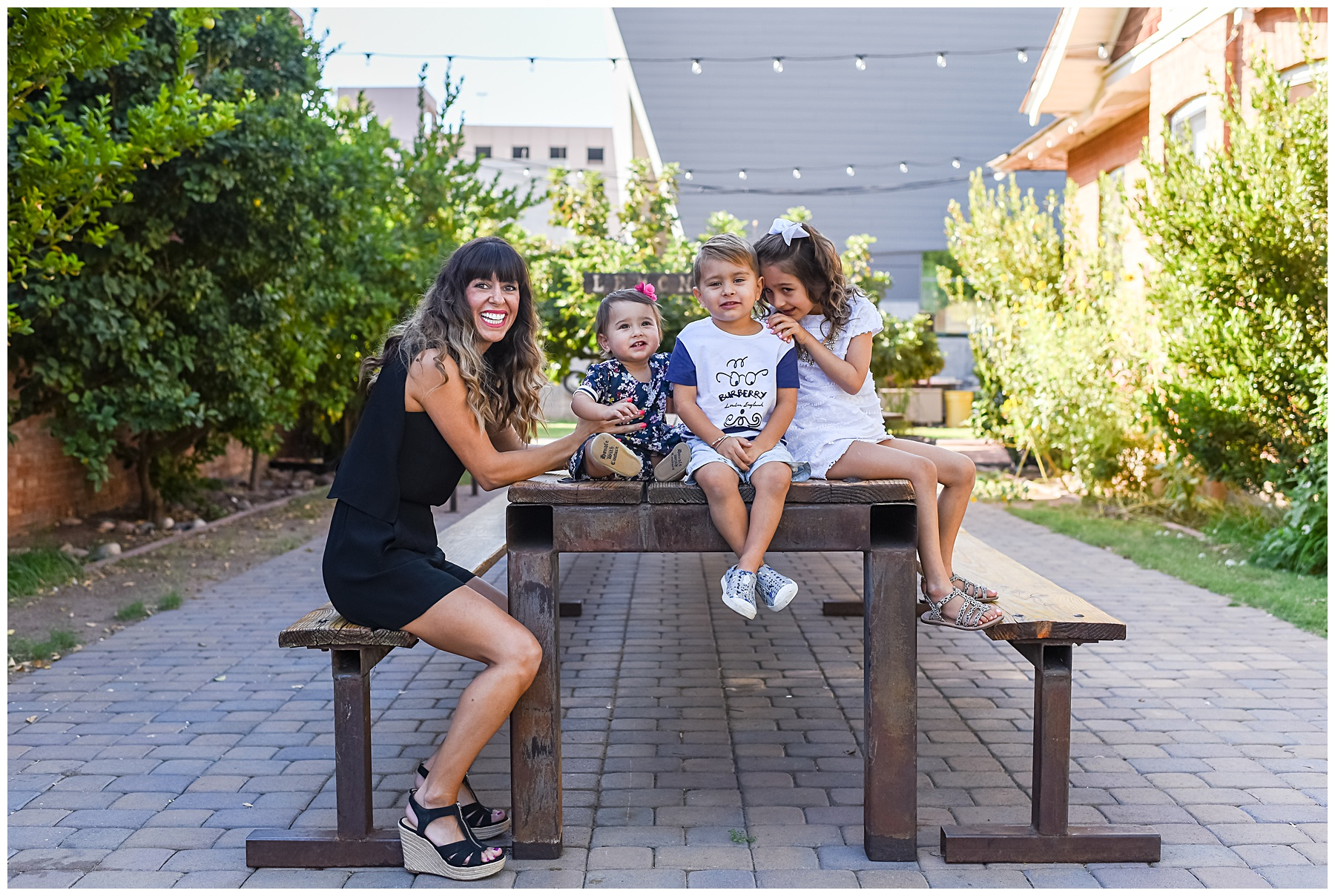 Life inspired family portrait photographer   SweetLife Photography