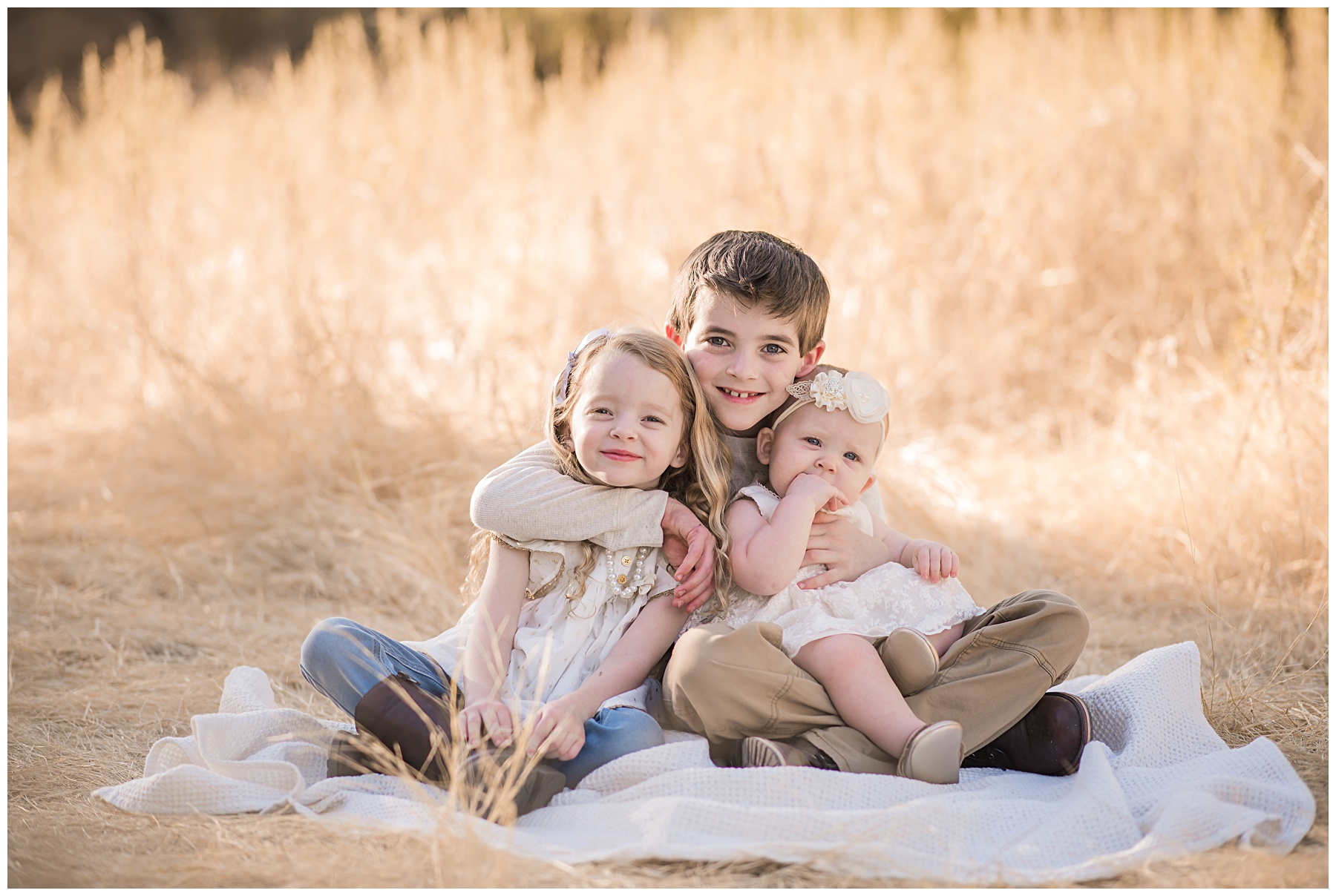 golden hour child portrait session| SweetLife Photography