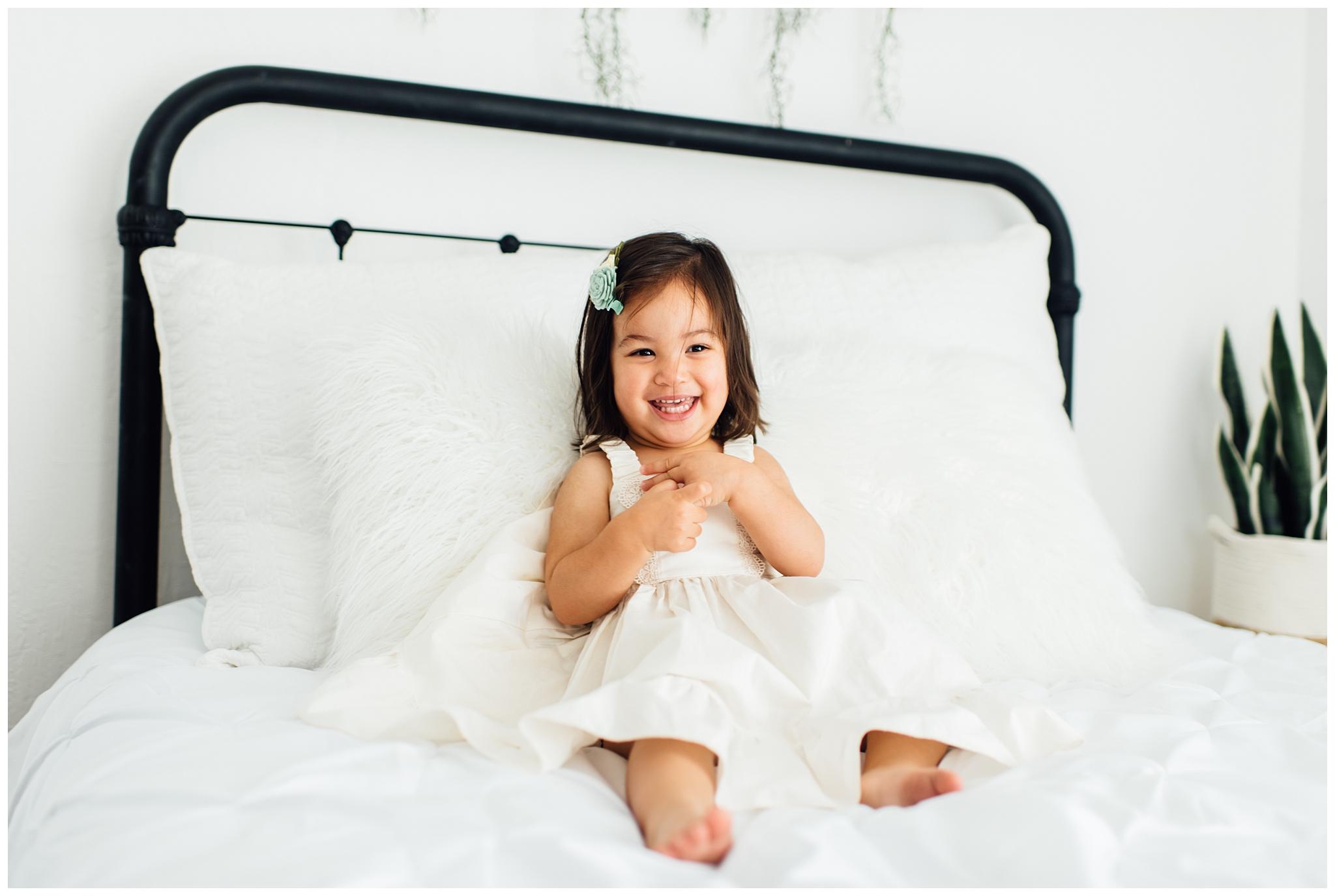 Studio Milestone Portrait Session | Phoenix Child + Baby Photographer_0006.jpg