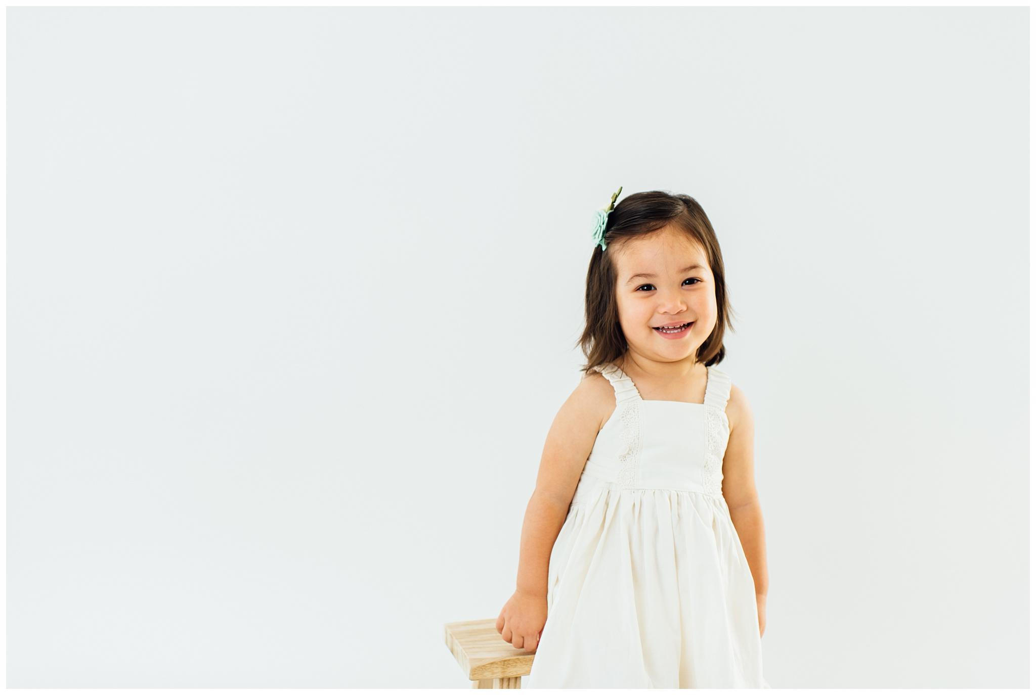 Studio Milestone Portrait Session | Phoenix Child + Baby Photographer_0004.jpg