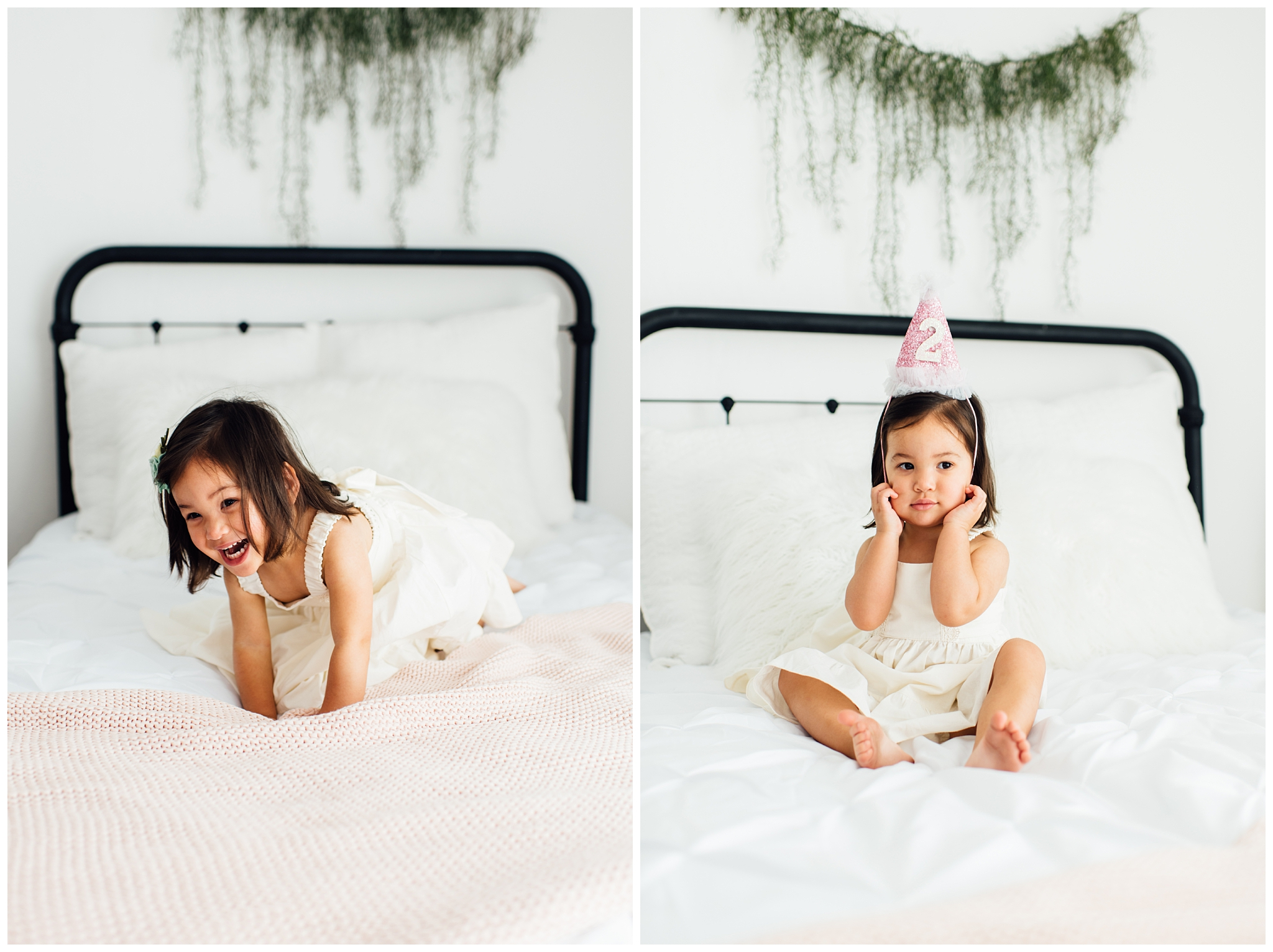 Studio Milestone Portrait Session | Phoenix Child + Baby Photographer_0005.jpg