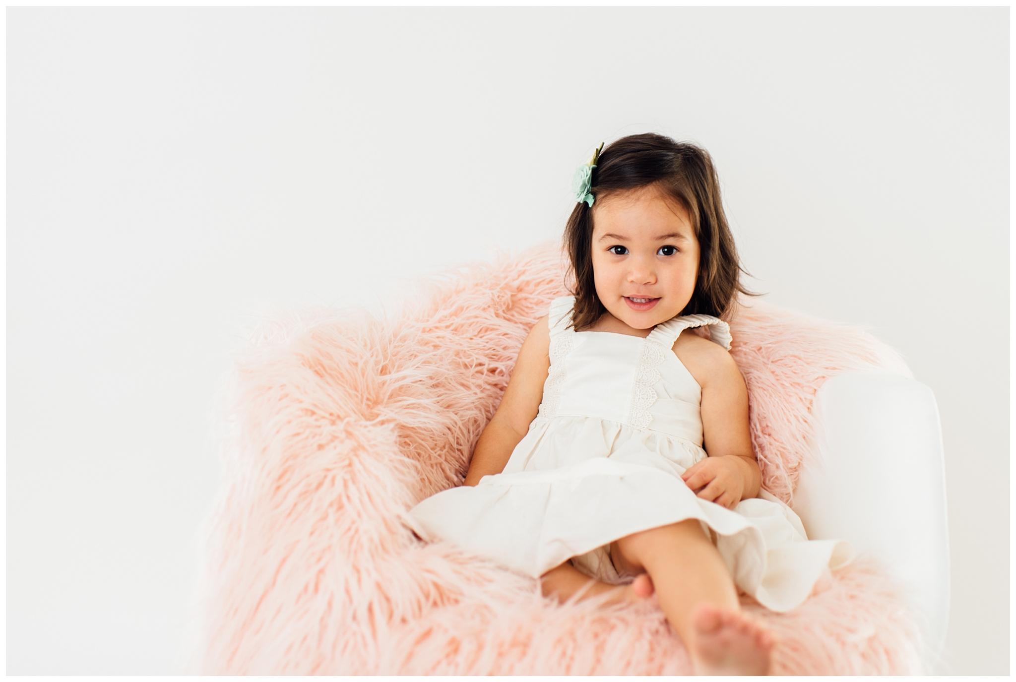 Studio Milestone Portrait Session | Phoenix Child + Baby Photographer_0009.jpg