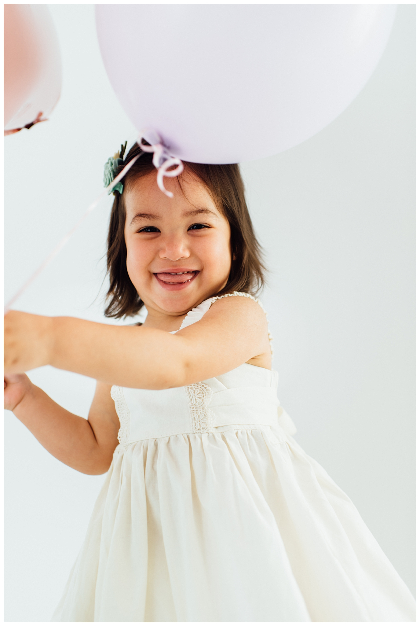 Studio Milestone Portrait Session | Phoenix Child + Baby Photographer_0001.jpg