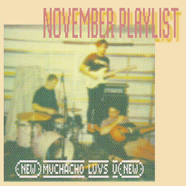 NOVEMBER PLAYLIST is on Spotify! we wanted to give you all the sweet autumn vibes and share some love to our contemporaries💋link in bio