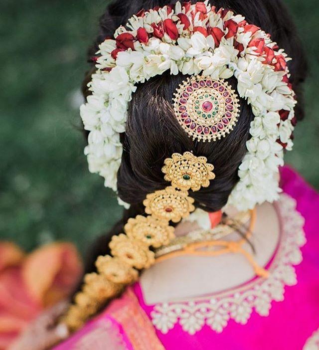 Hair styling for a Hindu wedding  #hairstylist #hairpiece #hinduwedding #wigs #bridalstyling #coloradomua #hmua