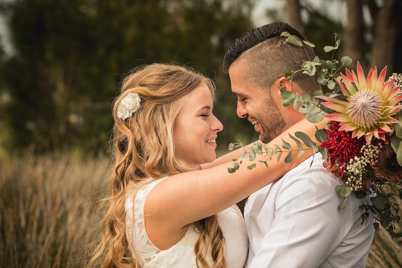 Hunter valley  wedding photography - Newcastle photographer