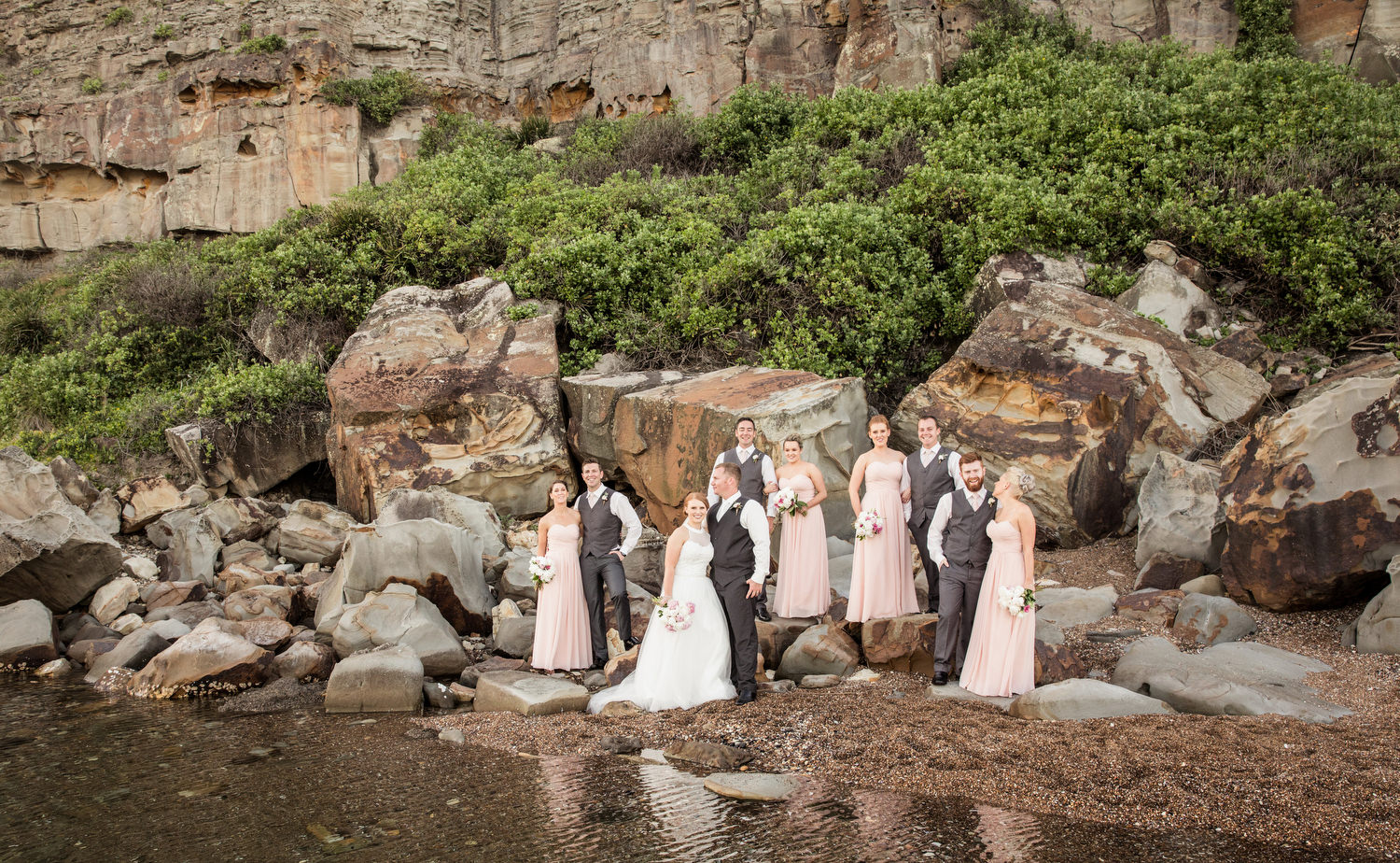 Hunter valley wedding photography