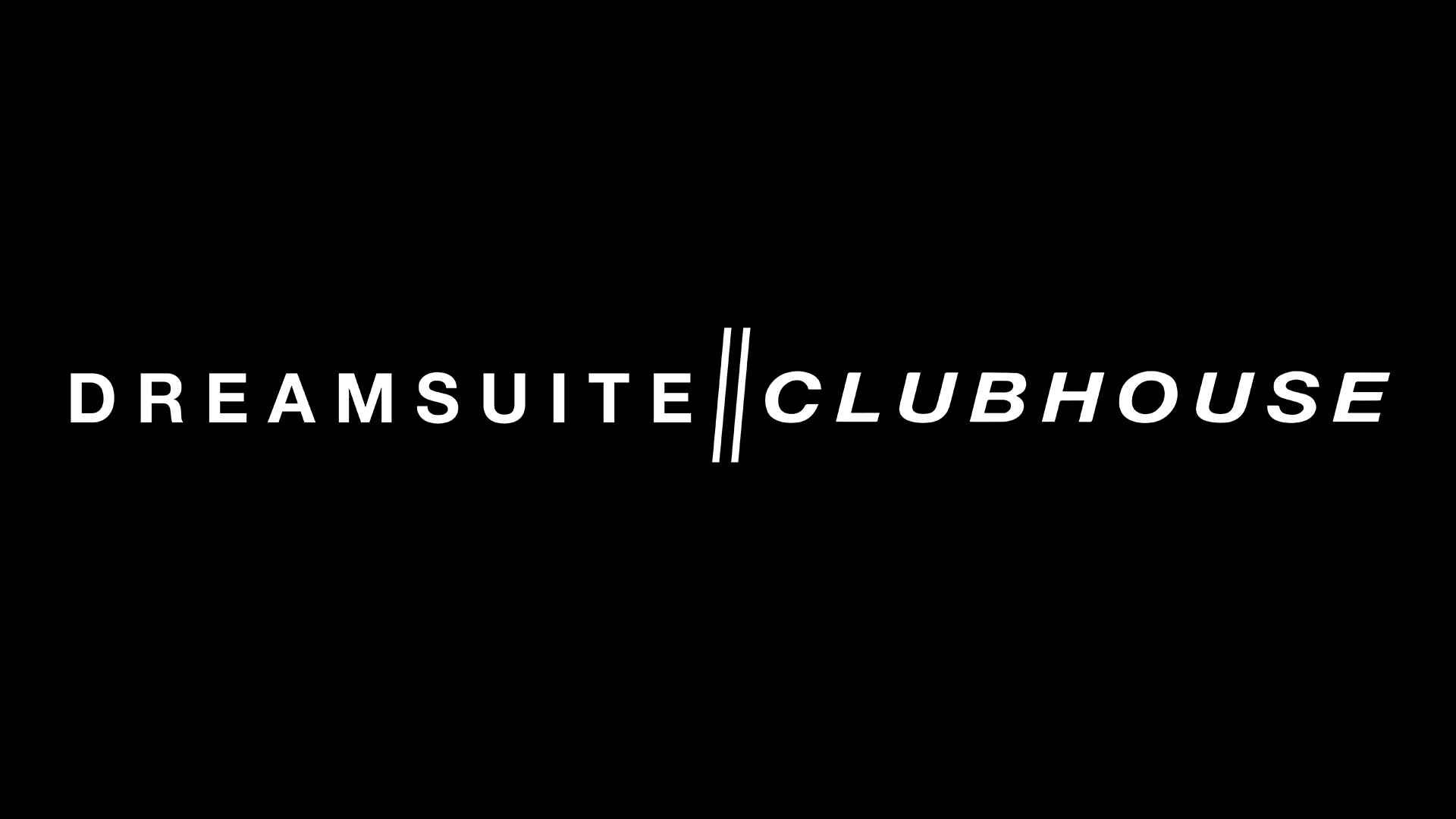 'Dreamsuite // Clubhouse' Logo