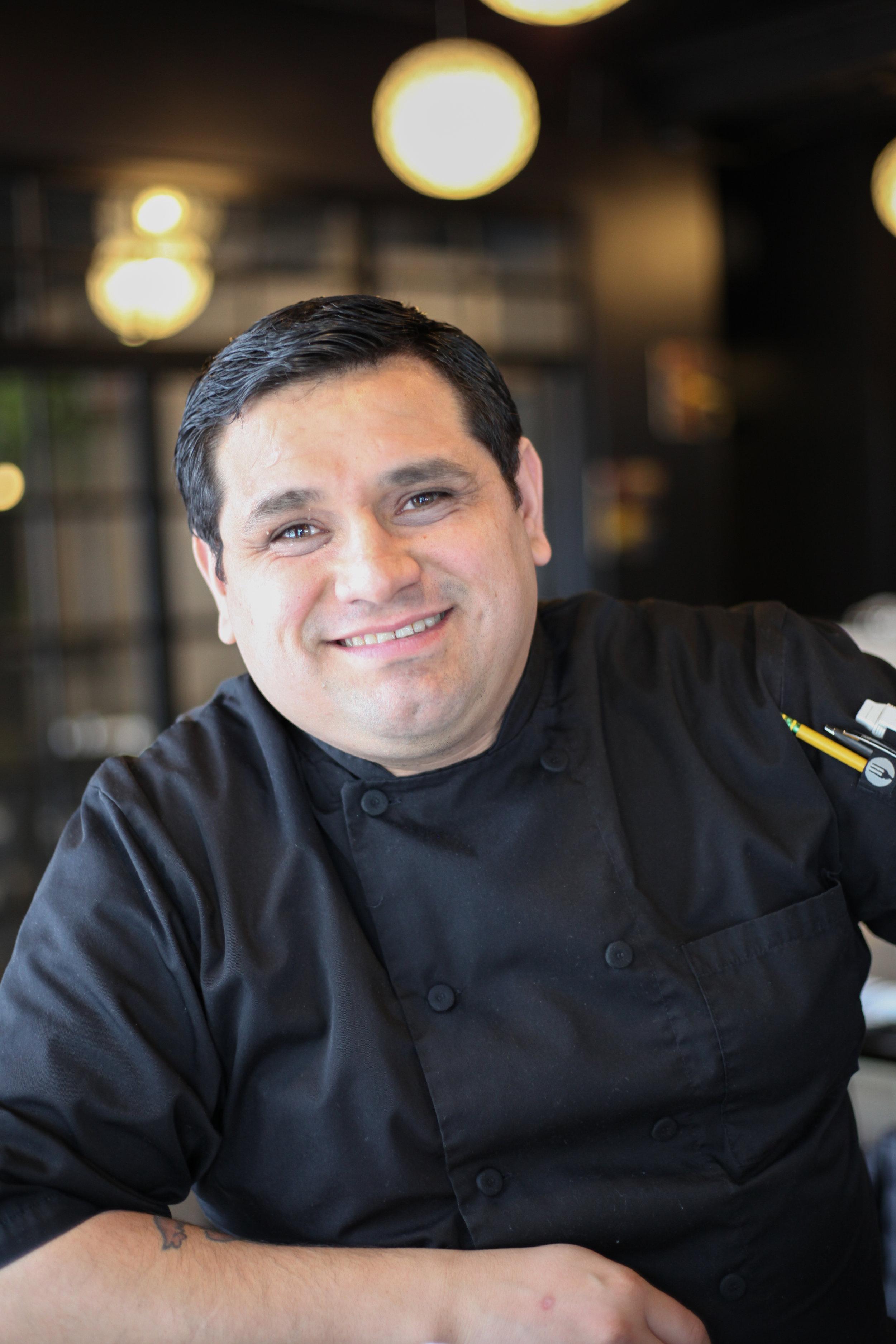 Chef Juan - SABA
