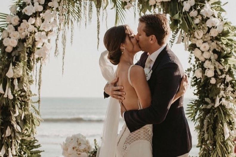 Anna & Luke - Bali, Indonesia -