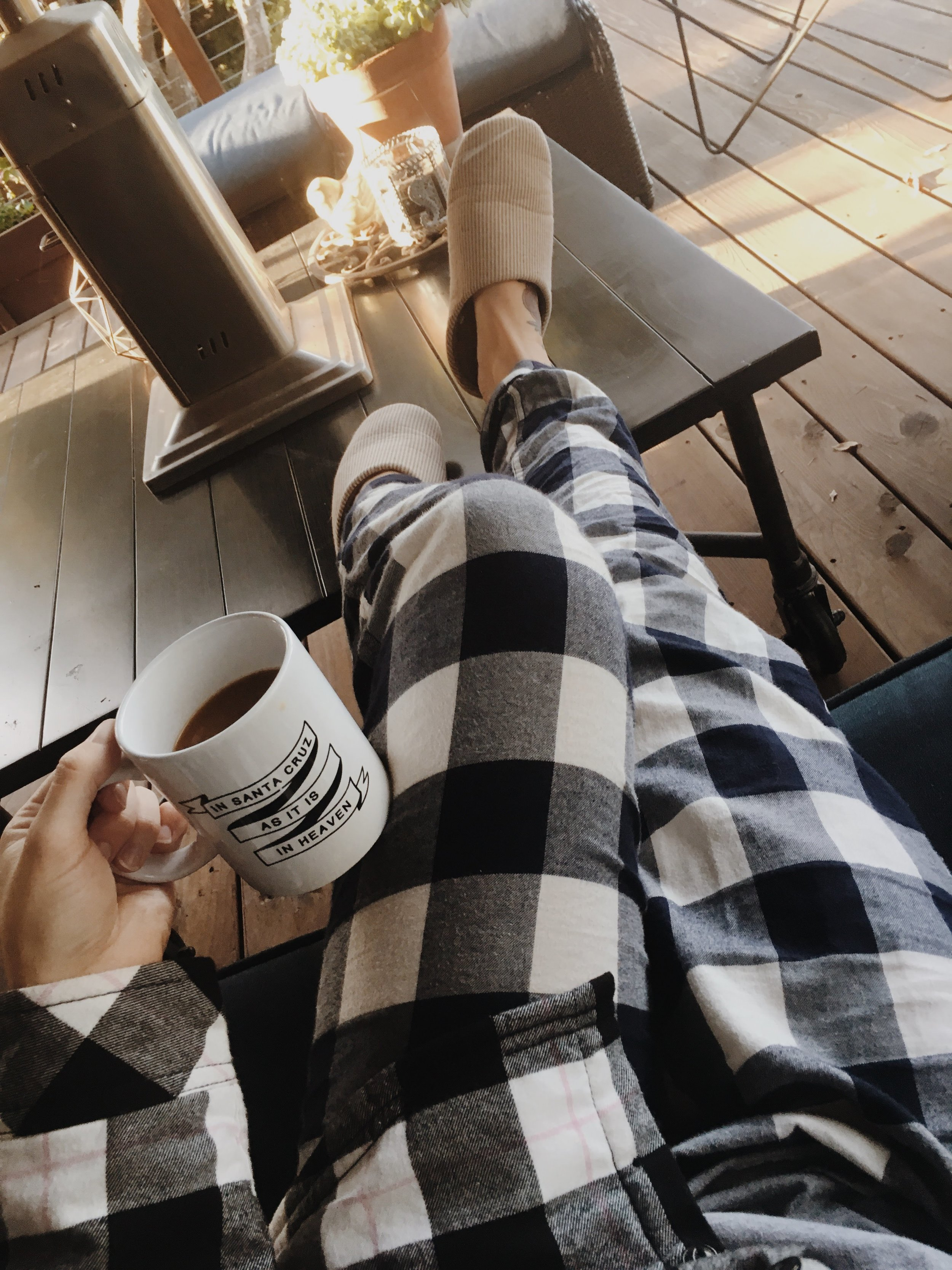 COZY MORNINGS -