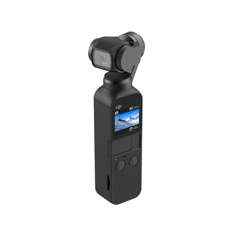 Interested in the DJI Osmo Pocket? You can buy it  HERE