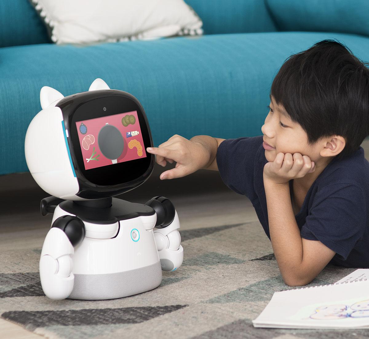 玩轉故事  故事影片中穿插互動小遊戲,寓教於樂,讓小朋友更樂在其中。