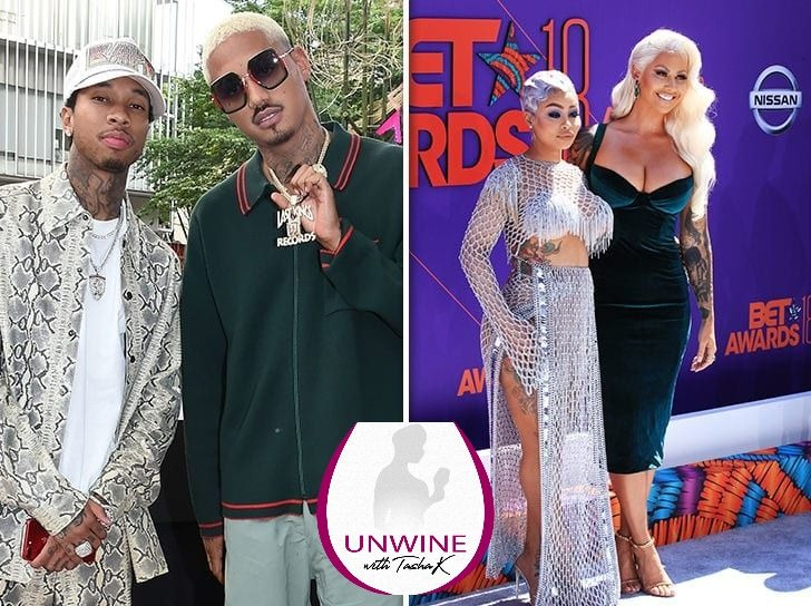 Blac Chyna Approves of Amber Rose Dating Tyga Best Friend 1.jpg