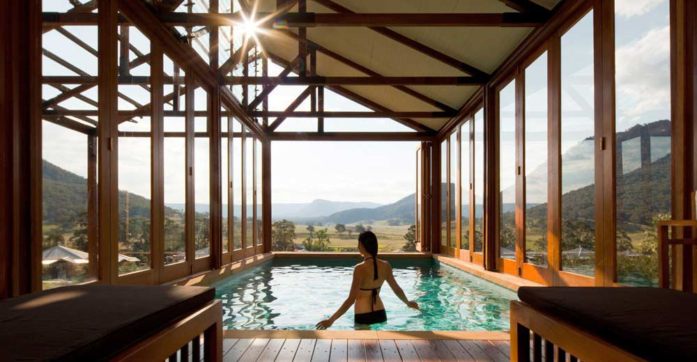 Emirates One&Only Wolgan Valley Resort, New South Wales, via  Citizens of the World