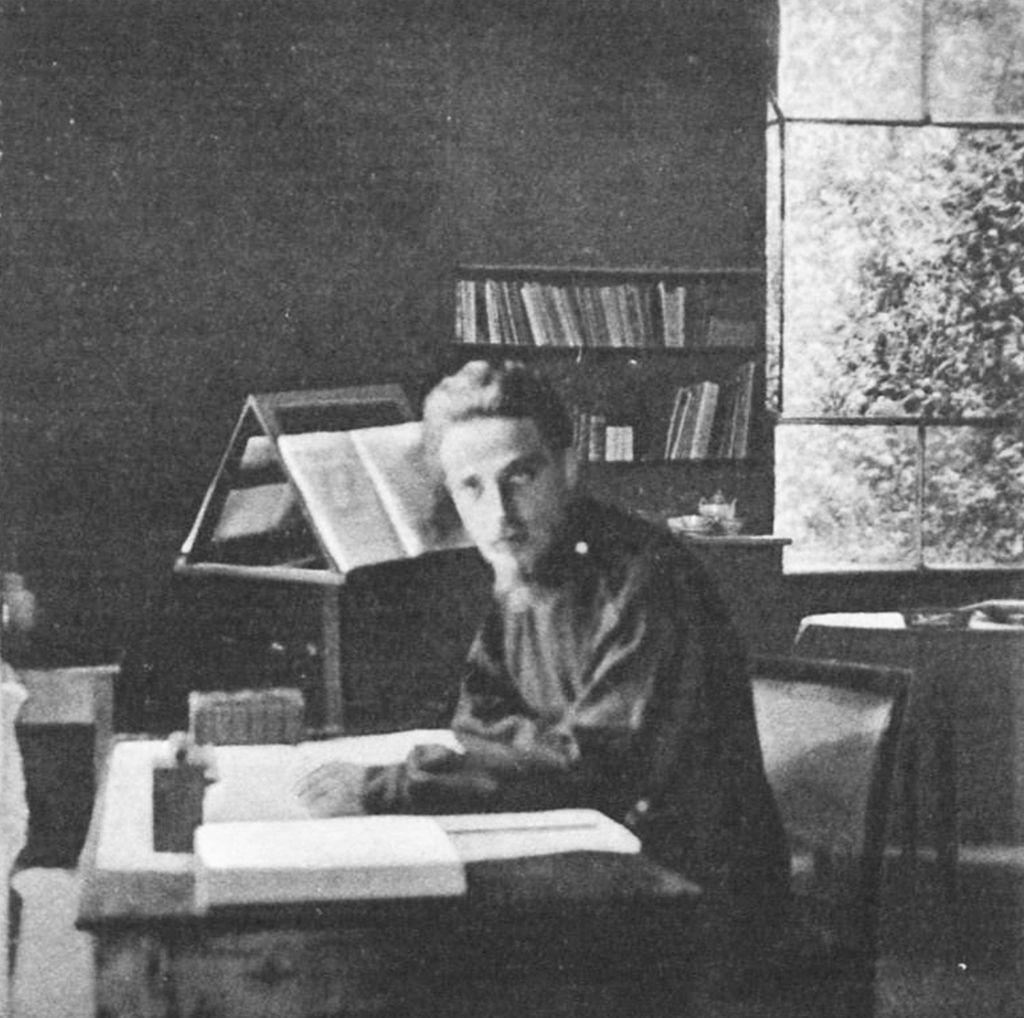 Rainer Maria Rilke, 1904