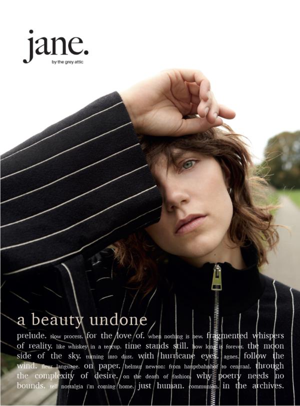 Image courtesy of  jane. magazine