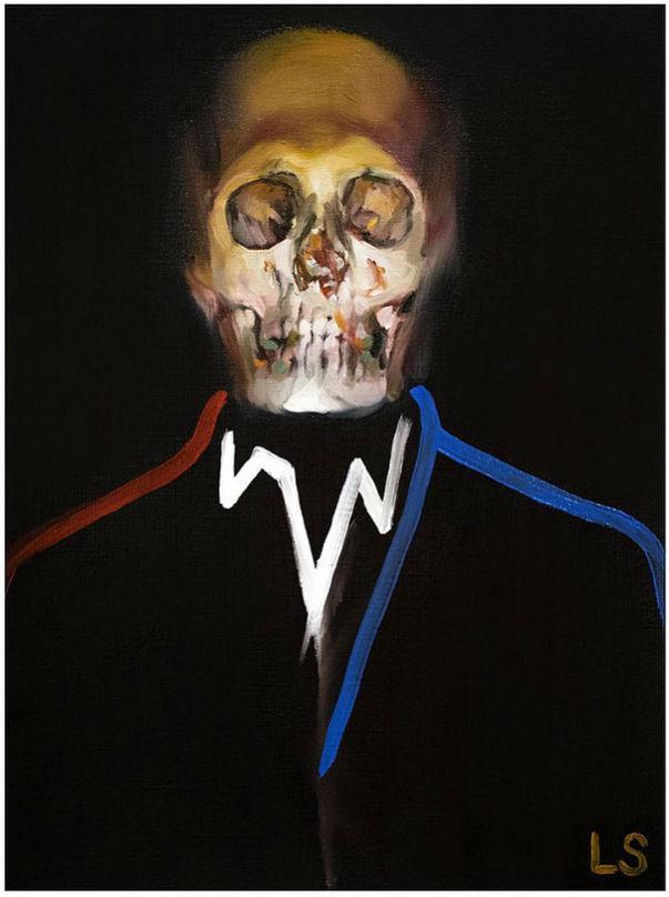 'Homme' by ©  Loribelle Spirovski , courtesy of the artist