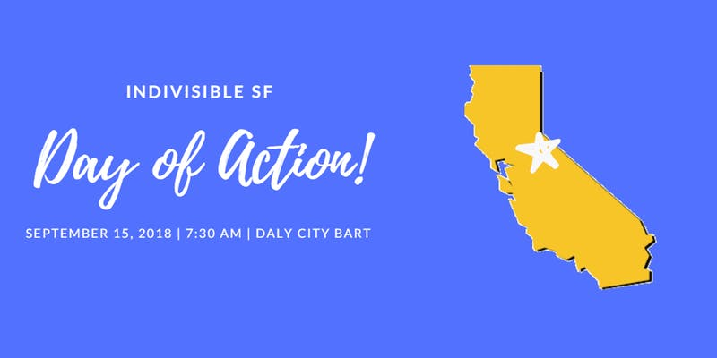 IndivisibleSF Day of Action: Turlock