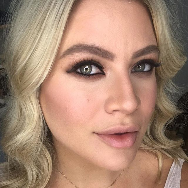 ✖️B O J A N A ✖️ @ms_bojanamaric  Hair & Makeup |@bystella_hairandmakeup  #bystella_hairandmakeup  Www.bystella.com.au Ph: 1300 001 218