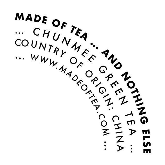 Bright, clean, and simple 🍃 . . . #greentea #madeoftea #tea #tealover #tealovers #ilovetea #teaholic #timefortea #teatime #tealife #teaaddict #teaparty #teadrinker #cuppa