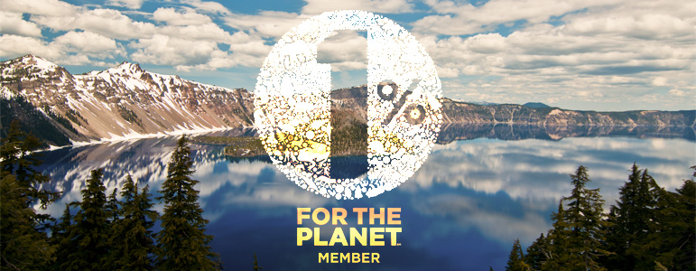 Patagonia 1 Percent for the Planet Member