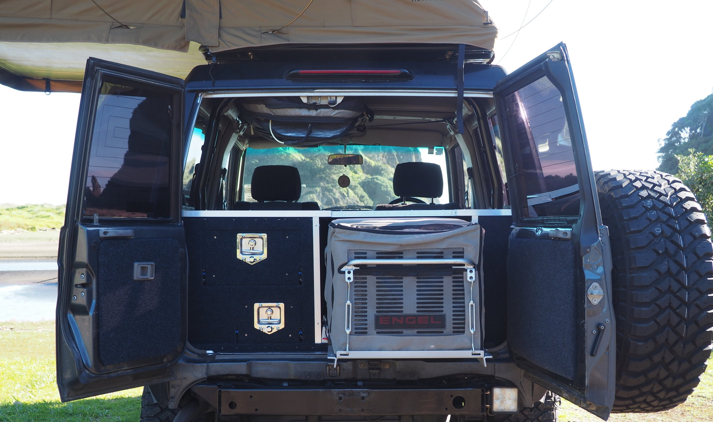 4WD Drawer System New Zealand
