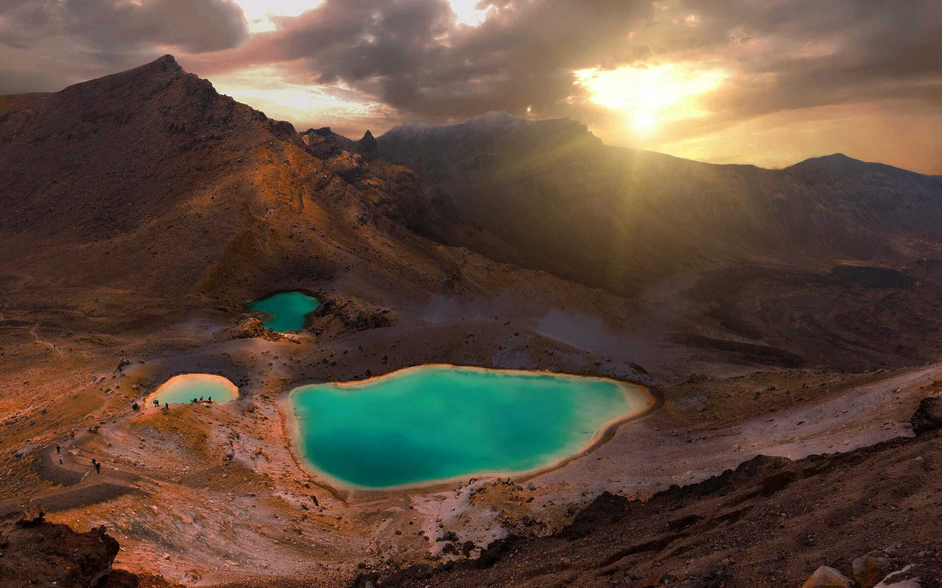 Tongariro National Park - Sacred Area, Quiver South Travel Guide NZ