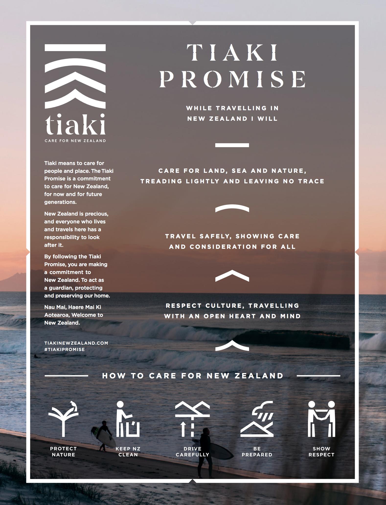 Quiver South - Tiaki Promise