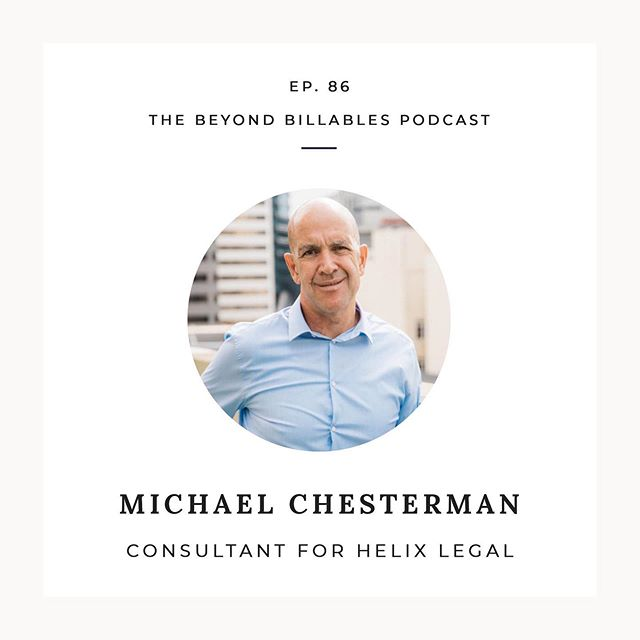 Have you caught the show this week with this legend @chestofknowledge ? It's a great chat about building smart businesses, making transitions, and the future of collaborative work. Check it out on the Beyond Billables podcast today!