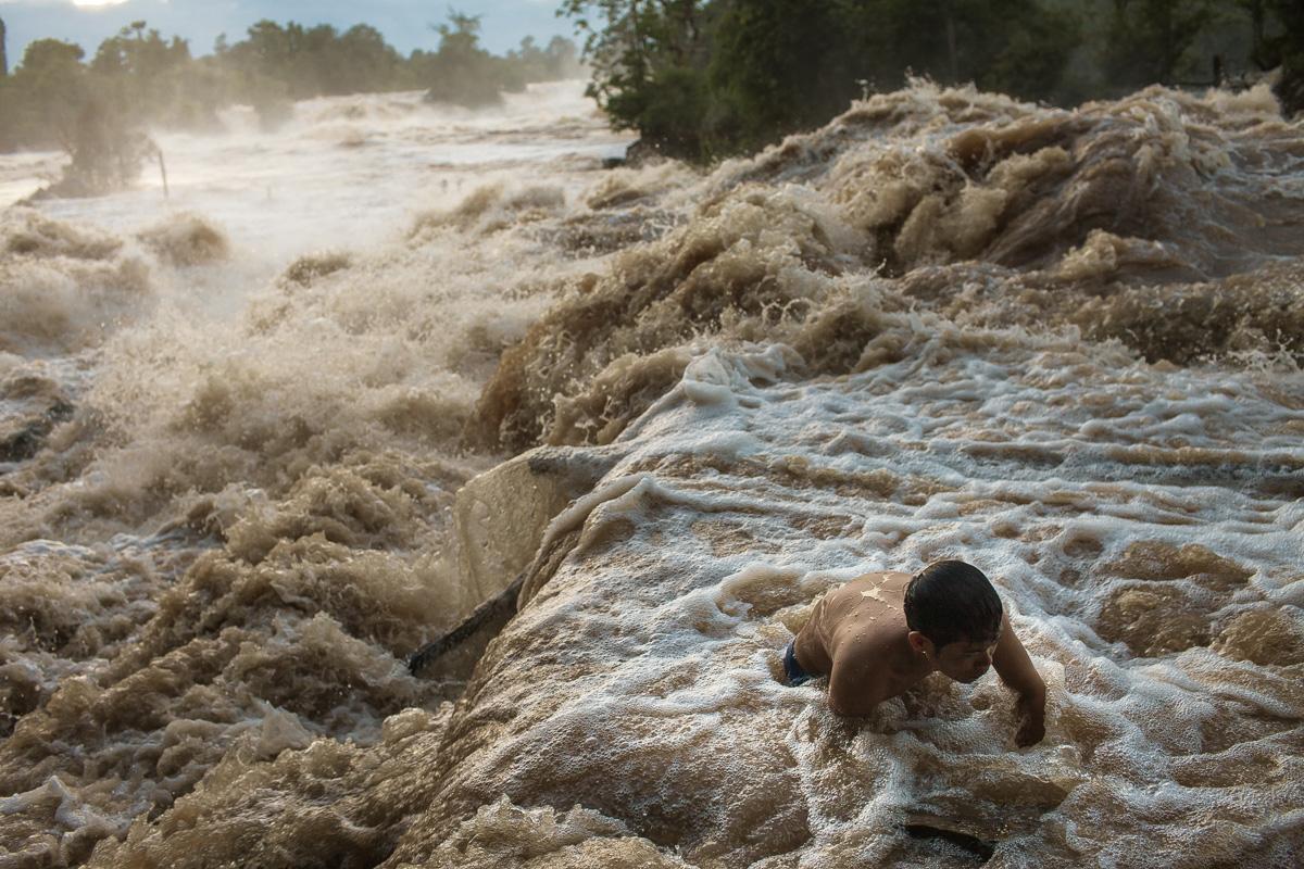 Don Sahong Dam - Laos / Cambodia